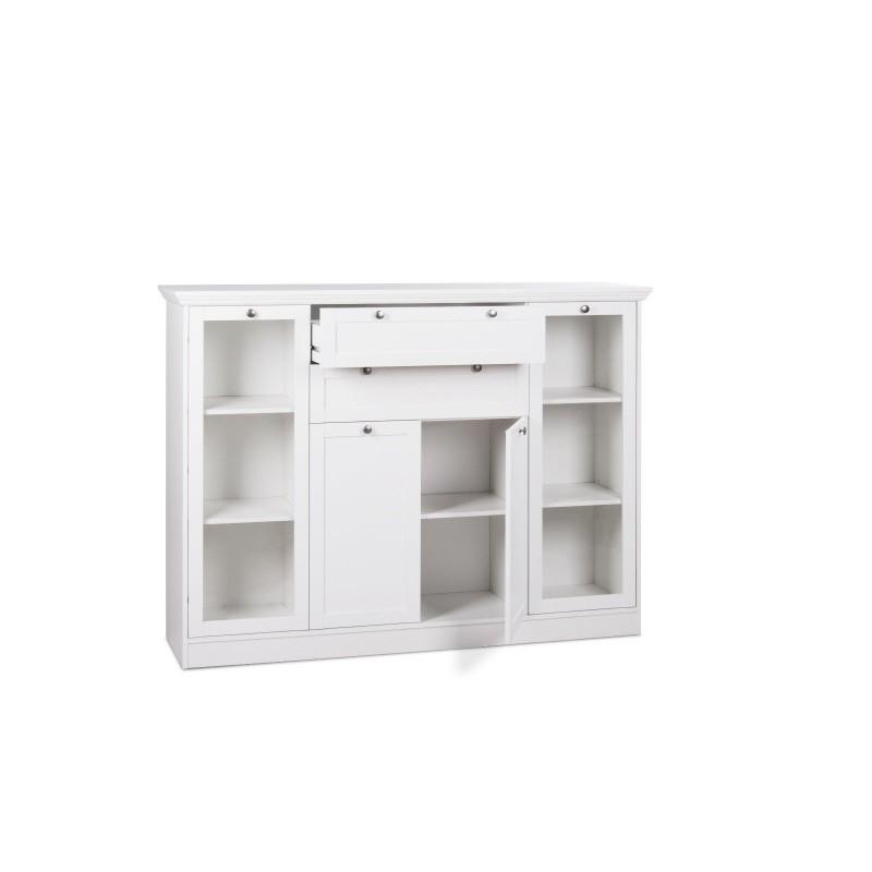 highboard anrichte schrank sandro 53 160x120x40 cm in. Black Bedroom Furniture Sets. Home Design Ideas